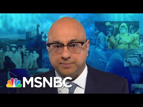 Ali Velshi: It's 'Alarming' That The COVID-19 Pandemic Is Becoming Political | The Last Word | MSNBC