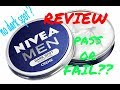 How to remove dark spots | pimple marks from face | nivea men dark spot reduction creme |review|