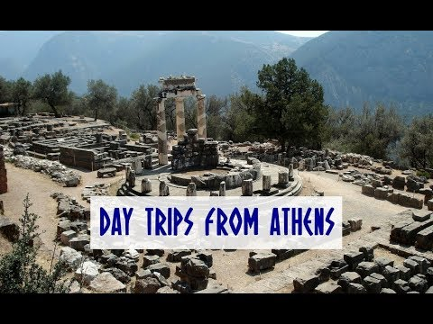 Athens Day Trips including Delphi, Sounion, Corinth, Mycenae, and Meteora