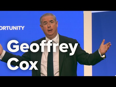 Geoffrey Cox, Attorney General - Speech to Conservative Party Conference 2018