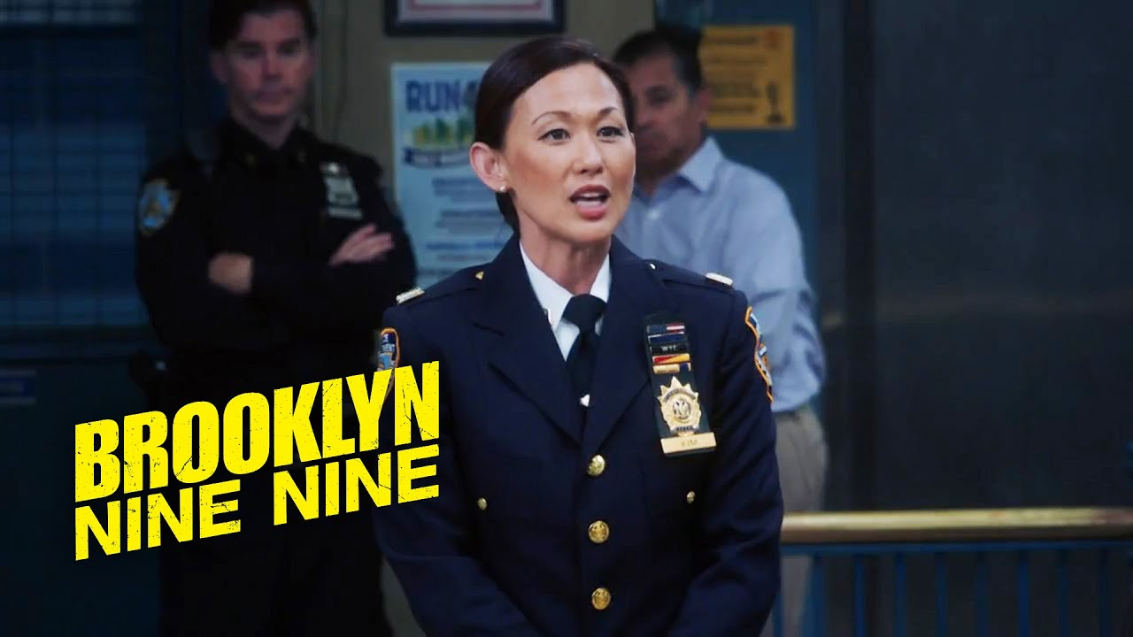 Captain Kim | Brooklyn Nine-Nine