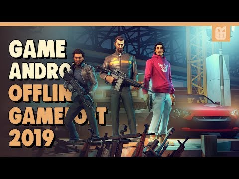 10 Game Android Offline Gameloft Terbaik 2019