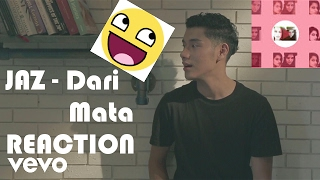 Download lagu Jaz - Dari Mata Reaction [ IN LOVE !! ]