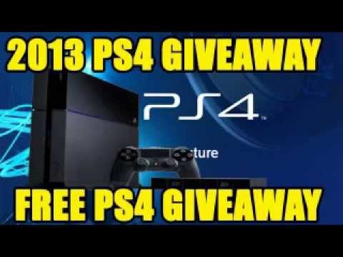 ps4 sweepstakes ps4 giveaway inbound youtube 9283