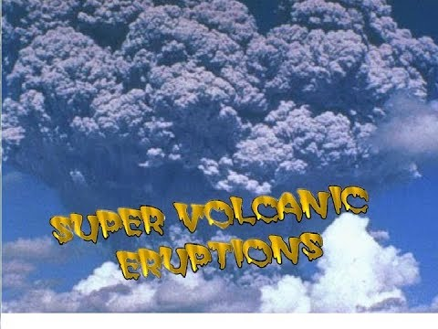 !?!WHAT IS A SUPER VOLCANO!?! [HD 720p]