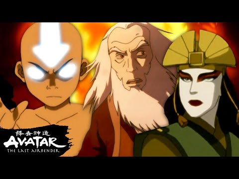 The History of the Avatar in The Last Airbender + LoK! ⬇️| Avatar
