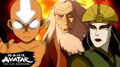 The History of the Avatar! ⬆️ Avatar: The Last Airbender | NickRewind