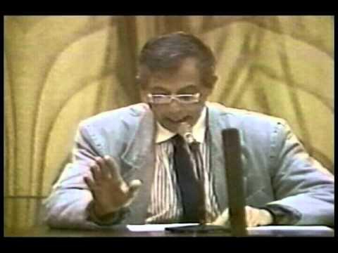 Silo Conferencias La crisis de la civilizacion y el humanismo 1992
