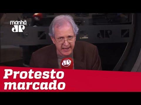 Augusto: As manifestações do dia 26 precisam concentrar-se no apoio às reformas