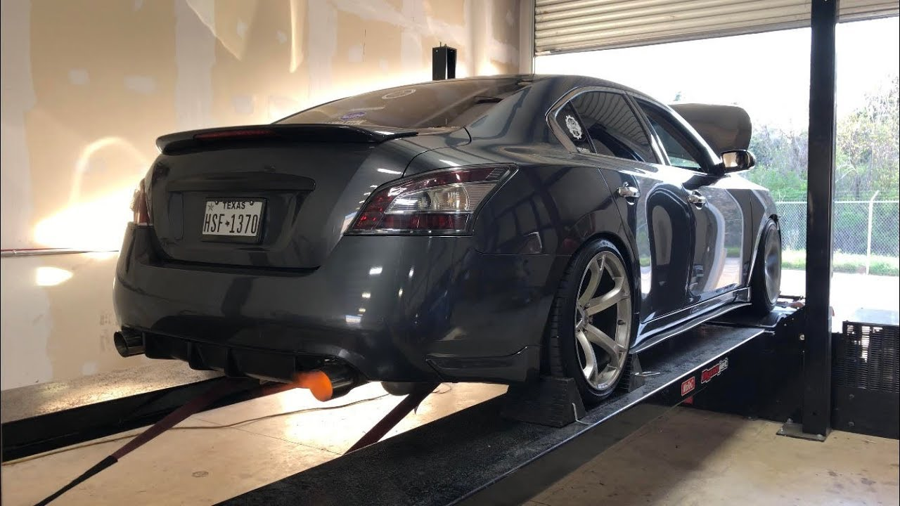 cvt to 6 speed manual transmission swap on a 7th gen maxima! tuned w/uprev  w/ admintuning!!
