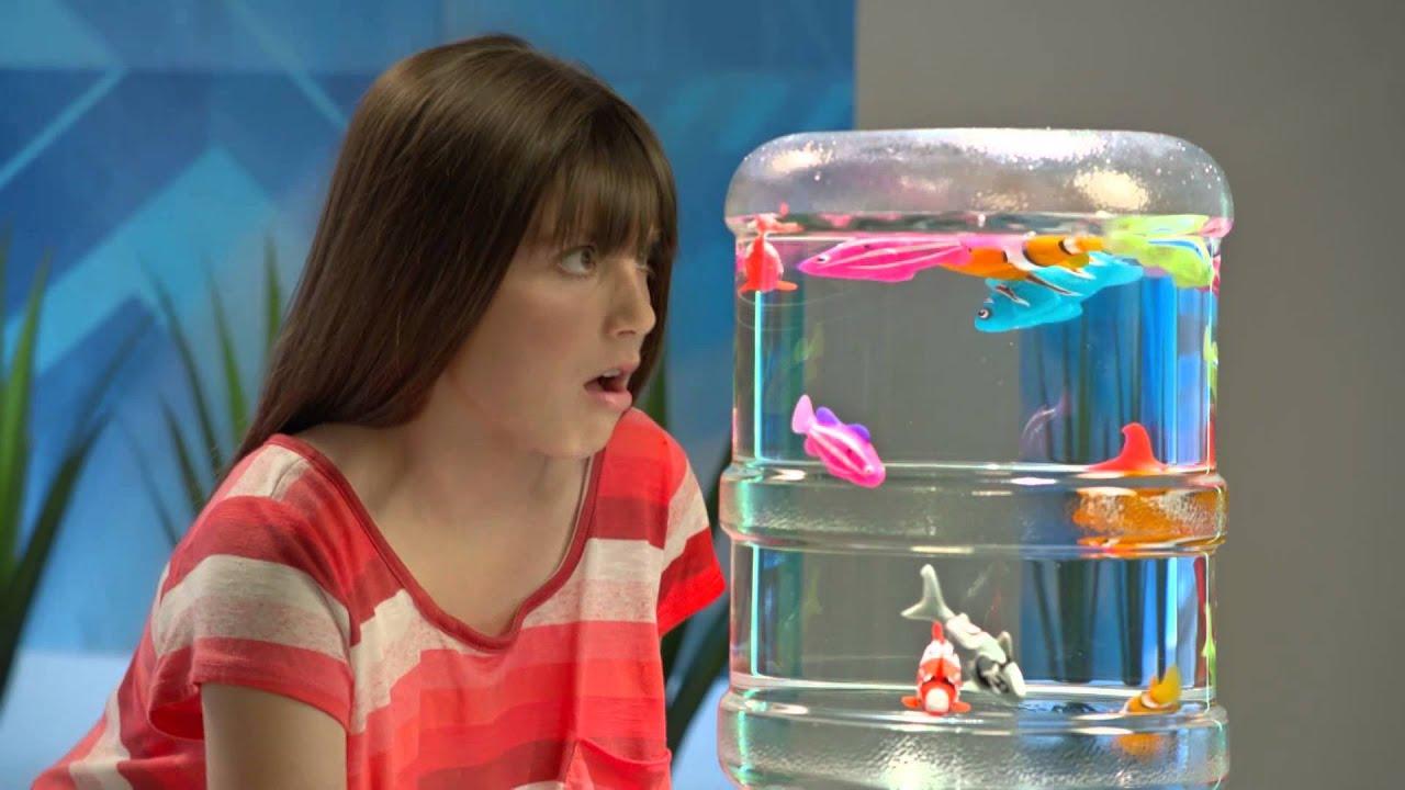 TV-Spot Robo Fish - YouTube