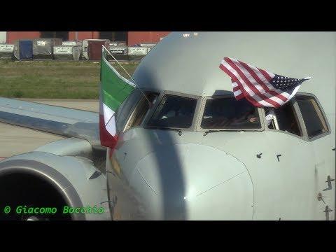 Primo Volo Inaugurale American Airline, Bologna-Philadelphia
