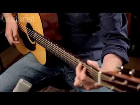 Martin 000-18E Retro acoustic guitar review demo