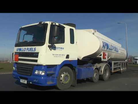 IMMINGHAM TRUCKS FEB 2019 Part3 Trailer3