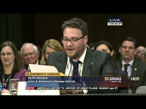 Seth Rogen Opening Statement (C-SPAN) - YouTube