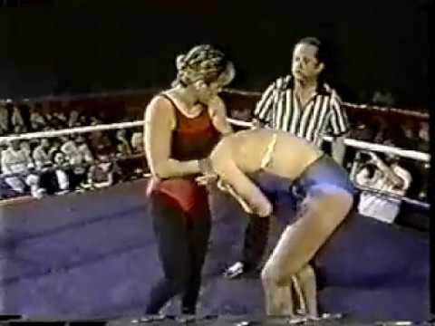 POWW Wrestling: Sasha vs. Liberty - Int. Queen Kong