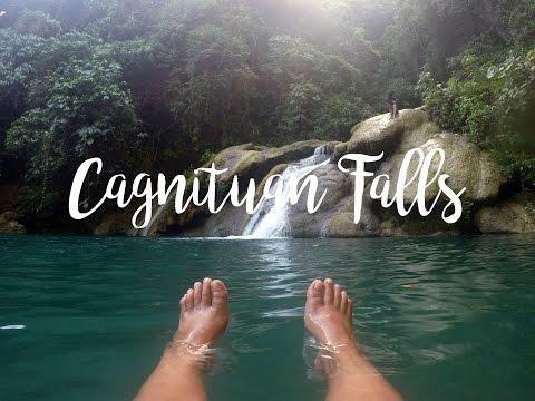 Cagnituan Falls, Southern Leyte