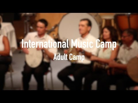 Adult Camp  International Music Camp