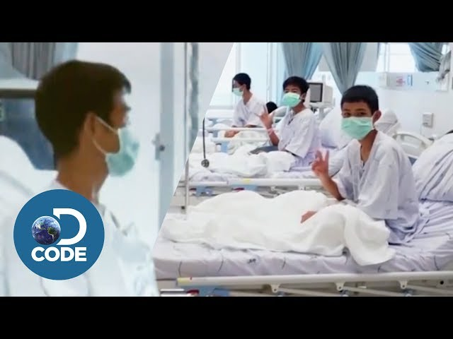 Why Was Thai Football Team Kept In Isolation? - Operation Thai Cave Rescue [7/7]