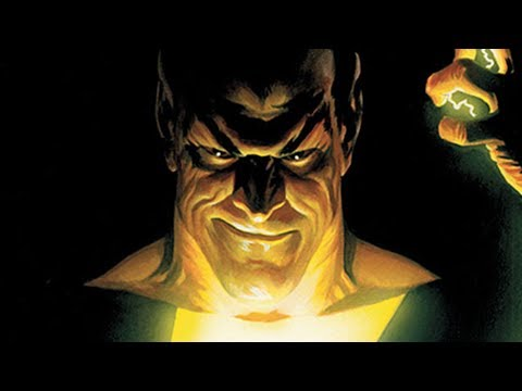 The Untold Truth Of Black Adam