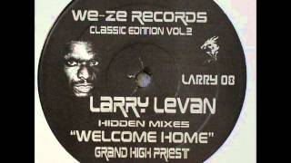 Shawn Christopher-welcome home-larry levan-grand high priest hidden mix 2