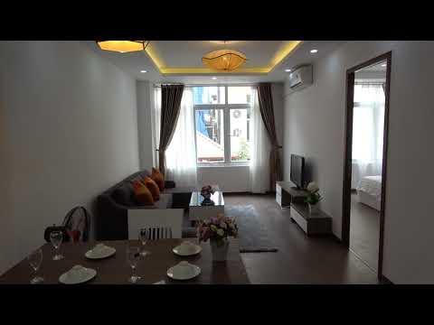 Kim MaエリアのLinh Lang通りにある格安サービスアパートのご紹介2/41 Linh Lang Apt:65㎡