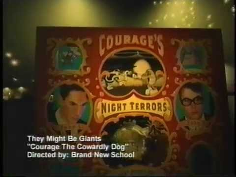 Courage The Cowardly Dog AMV, They Might Be Giants, 2001