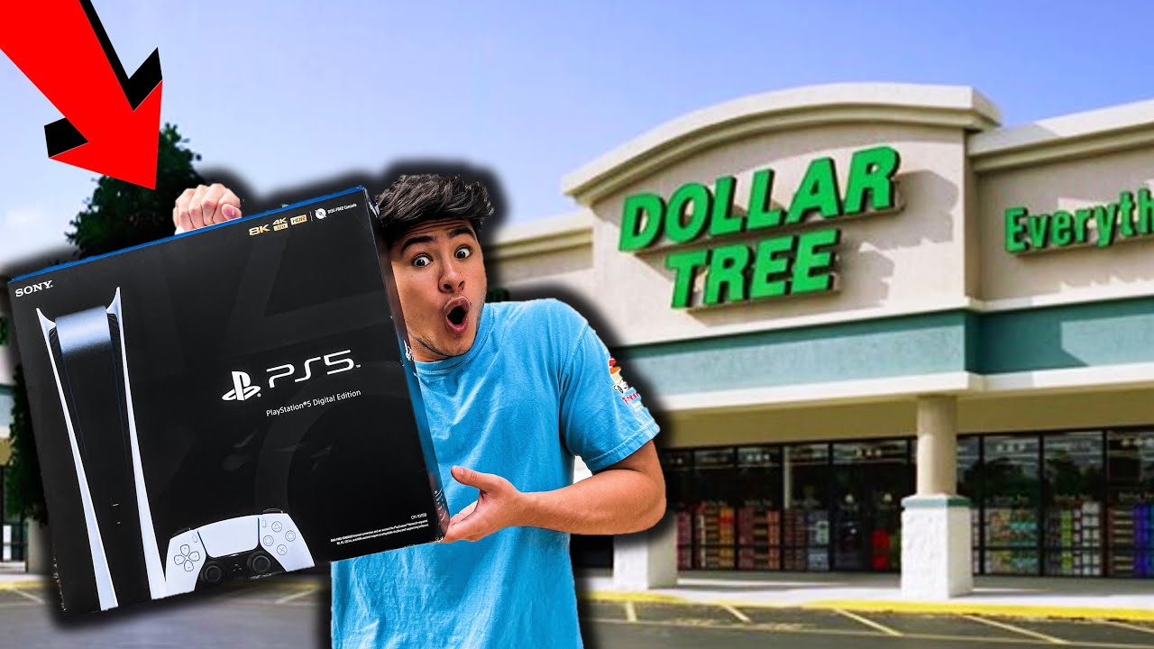 RETURNING PS5 to Dollar Store *ATTACKED*