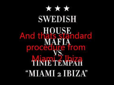 Lyrics  Dirty South & Those Usual Suspects  SHM vs Tinie Tempah  Walking Alone  Miami 2 Ibiza