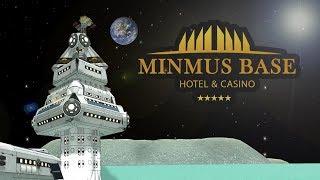 KSP: Space HOTEL on Minmus!