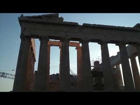 Greece 2017 Part I: Stockholm & Athens