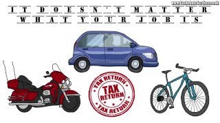 Use your car for your job? Don't miss out on your mileage tax relief.