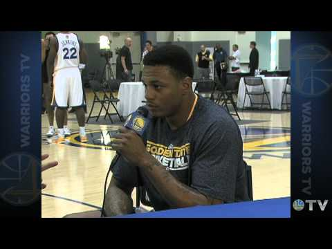 Media Day: Brandon Rush