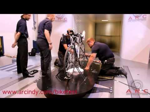 Bike Rig Installation