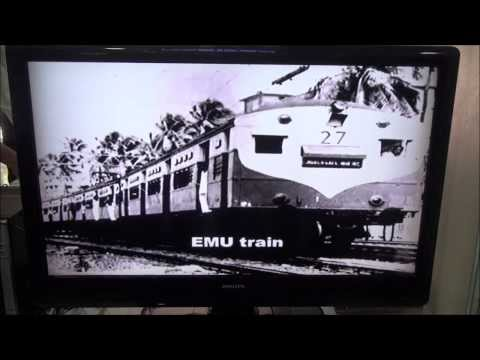 GREAT VINTAGE PHOTOGRAPHS OF WESTERN RAILWAY NETWORK IN MUMBAI