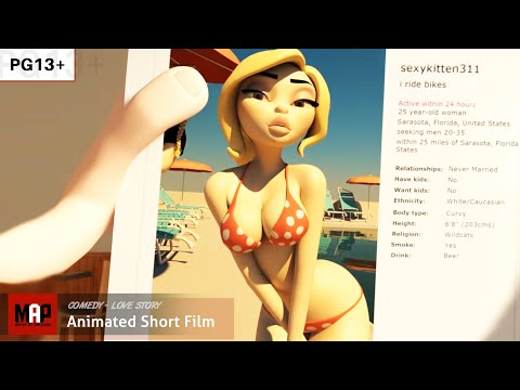 "CGI 3D Animated Short Film ""HELGA"" Funny & Not so Sexy Animation by Justin Sklar & Ringling College"