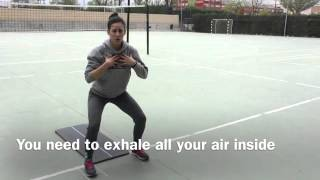 Flexibility test