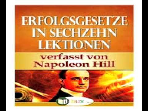 Napoleon Hill - Erfolgsgesetze in 16 Lektionen TTS