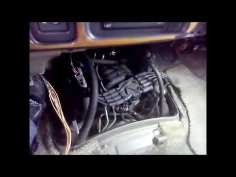 94 Jeep Wrangler Wiring Diagram Vortec 5700 Engine 1997 Chevrolet Express 1500 Youtube