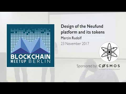 Blockchain as a Social System - Design of the Neufund platform and its tokens