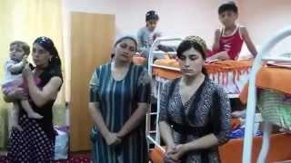 Ukranya Slovyanskyi'den göç eden AHISKA TÜRKLERİ