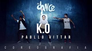 K.O. - Pabllo Vittar (Coreografia) FitDance TV thumbnail
