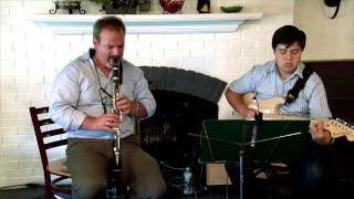 "Todd Brunel & George S. J. Capernaros 2014 08 02 ""Pennies From Heaven"" Track 10"