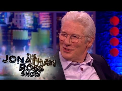 How Richard Gere Was Convinced By Julia Roberts to do Pretty Woman  The Jonathan Ross