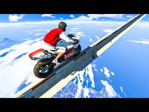 THE HARDEST RACE EVER! - (GTA 5 Mods Funny Moments)