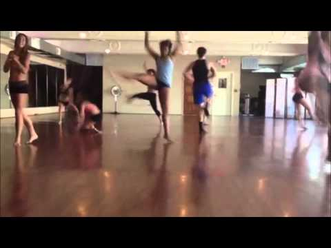 """Tank: """"I Can't Make You Love Me"""" - Choreo by Asia J."""