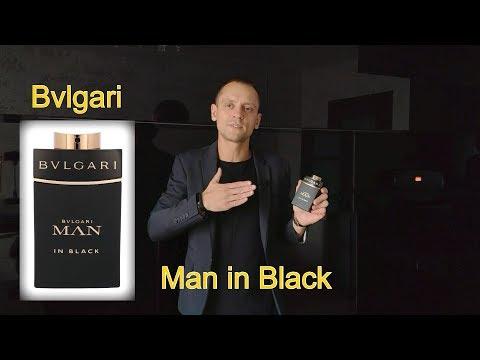 Вишнёвое варенье в Bvlgari Man In Black
