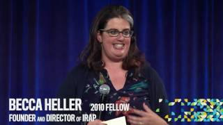 Becca Heller: A social entrepreneur heads to the Supreme Court