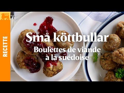 boulettes-de-viande-à-la-suédoise-(små-köttbullar)
