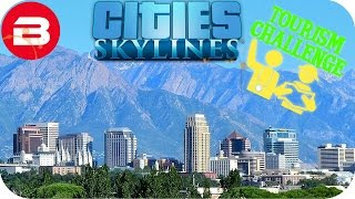 Cities Skylines Gameplay - MOUNTAIN TOP TECH SITE (Cities: Skylines TOURIST Scenario) #4(, 2017-04-07T12:00:03.000Z)